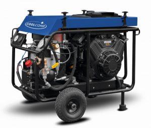 Kompakt Kompressor COOLCOMP mit Benzinmotor